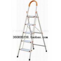 正品奥鹏AP-2405 铝合金梯子 家用梯子 五步折叠梯
