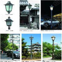 河北石家庄专业生产户外路灯、庭院灯、景观灯、高杆灯、草坪灯厂