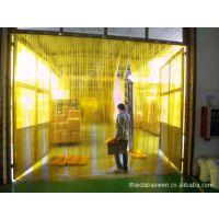 供应pvc塑料软门帘料批透明胶皮宁波透明胶帘