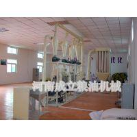 黄金米设备生产线流程