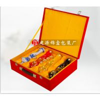 景德镇锦盒包装厂家 定做高档酒瓶包装盒子 厂家直销供货