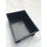 厂价直销5号防静电塑料周转箱深圳优质塑料胶箱各类防静电物料胶箱