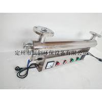 厂家直销二次供水紫外线消毒杀菌器 300W