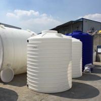 供应钧宏5000L耐酸碱抗老化塑料水箱