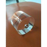 泰利永鑫 亚克力有机玻璃透明柜脚 水晶灯