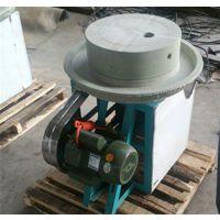 精工制作 电动专用石磨机 芝麻酱电动石磨机 鼎达