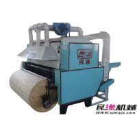 大型弹花机哪家好,上海民缘机械全封闭吸尘式梳理机 加工化纤和棉胎