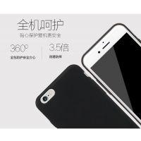 elice iPhone6手机壳磨砂苹果6新款全包边6plus6s防摔硬壳5.5寸直销