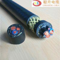 聚氨酯水下移动专用防水电缆厂家生产