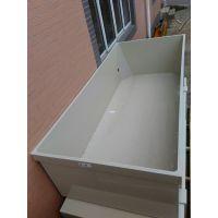 PP水槽焊接 PVC塑料水箱焊接工厂 工业用PP容器订做找上海茂科公司