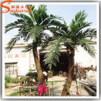 酒店装饰绿化植物仿真椰子树 人造棕榈树园林装饰保鲜椰子树 假树