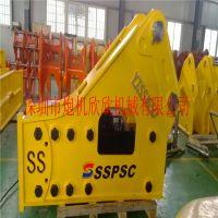 深圳水山SSPSC破碎锤SB151钎杆直径175MM