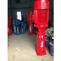 XBD4.8/6.67-65贵州消防泵的安装图 上海江洋