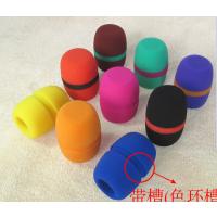 厂家直供 一次性麦克风话筒套 降噪海绵话筒套