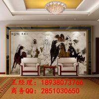 江苏印花设备瓷砖电视背景墙喷绘机万能打印机