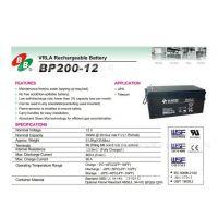 美国BB蓄电池BP200-12美美BB蓄电池特价供应