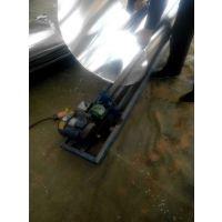 北京高新牌铁皮电动滚圆机价格 电动卷板机厂家