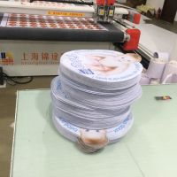 上海供应锦途高精度可移背胶打印 户内背胶写真制作