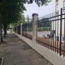 肇庆欧式栅栏厂家|高品质无焊接围栏|方管护栏效果图