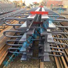 异型钢单缝式伸缩缝/集贤GQF-C60桥梁伸缩缝价格