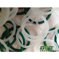 进口白色透明硅胶橡胶圈