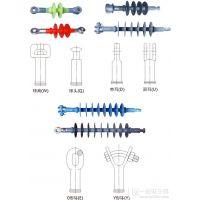 上海义贵电气FNB4-35/70,FNB4-6/70复合耐张绝缘子机械强度高,拉伸负荷大,结构可靠,