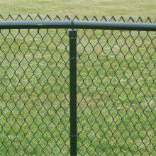 旺来体育场勾花网 西安勾花网 运动场护栏