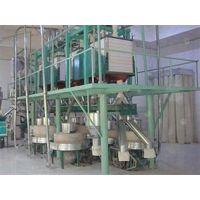 中型石磨面粉机、中之原(图)、石磨面粉机