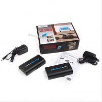 HDMI延长器 HDMI转RJ45单网线延长 120米 可1发253 朗强