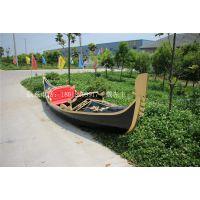 哪里有欧式船厂家福建浙江公园情侣手划船威尼斯贡多拉游船观光客船