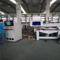 木工机械 雕刻机下料锯 生产厂家 SX1325B 青岛晟森 单头雕刻机