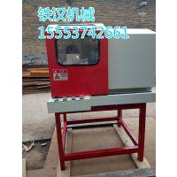 铁汉数控钢筋端头打磨机钢筋端面铣床中铁中交优秀供应商