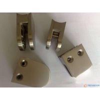 金裕 江苏生产玻璃夹厂家、不锈钢玻璃夹、隔断码、固定件