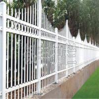 河南濮阳热镀锌围墙栅栏铁艺围墙栅栏配件铁艺围墙护栏铸铁