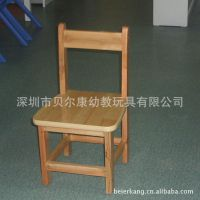 BEK39-YMY01 实木儿童椅 广东深圳幼儿园儿童木椅生产厂