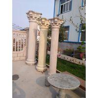 厂家直销供应郑州天艺花瓶柱 罗马柱30cm 40cm 50cm 35cm,装饰墙,隔离柱,塑料模具