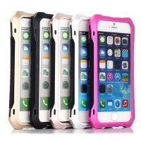 新款iPhone6 超轻超薄三防壳 金属手机壳 苹果6手机套 轻薄金属三防手机壳