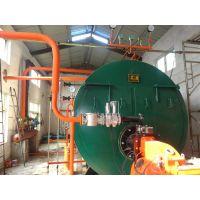 立式0.1吨燃油热水锅炉