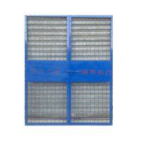 攀枝花卓通施工电梯安全门大量现货供应13982359302