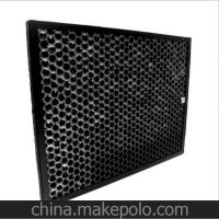 HEPA活性炭/HPEA滤芯/HEPA滤网/净化器滤材