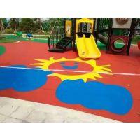 湖南彩色运动跑道建设,幼儿园EPDM塑胶地面施工,塑胶跑道价格
