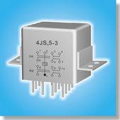陕西中盛凯捷电子科技有限公司供应军品165混合延时继电器 4JS55-3