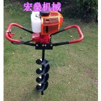 优惠促销便携式挖坑机 植树挖坑机批发