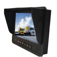 监视器7018 正像/镜像和倒车强制功能;符合专业配套使用