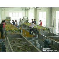 西安鼎合5T/H NFC果蔬汁饮料前处理设备