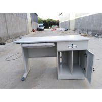 延安信通家具钢制办公桌厂家直销钢制办公桌电脑桌