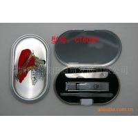 厂家直销指甲修护用具 精品不锈钢指甲钳套装 优质指甲剪批发