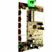 OEM订制YINUO-LINK OpenWrt3G/4G工业无线路由器Atheros方案POE供电