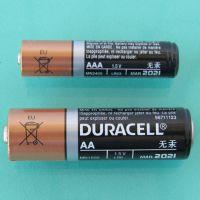 原装正品 金霸王 DURACELL AA LR6 5号 碱性 干电池