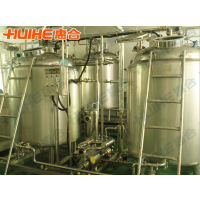 惠合机械冰淇淋前处理生产设备 专业生产冷冻食品加工设备 大型冷饮设备
